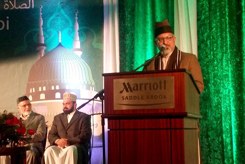 امریکہ: منہاج القرآن انٹرنیشنل کی نیوجرسی میں میلاد النبی ﷺ کانفرنس کا انعقاد