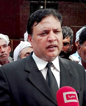 خلیل الرحمن خان کی رپورٹ پر تبصرہ وقت کا ضیاع ہے: ترجمان عوامی تحریک لائرز ونگ
