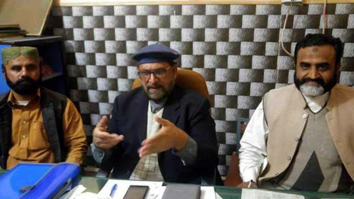 تحریک منہاج القرآن ڈیرہ غازی خان کا اجلاس