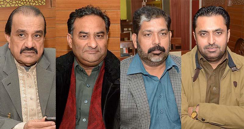 گھی اگر سیدھی انگلی سے نہ نکلے تو ہم ٹیڑھی انگلی سے گھی نکالنا جانتے ہیں: ساجد  محمود بھٹی