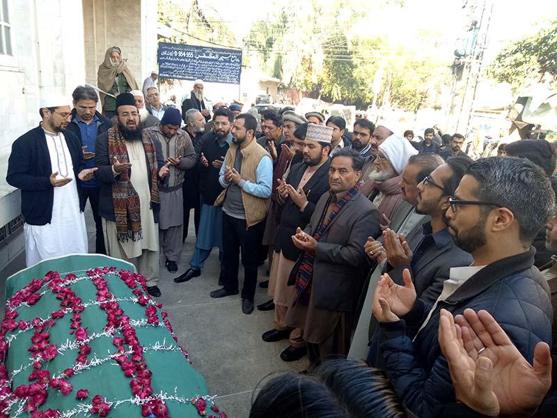 منہاج القرآن انٹرنیشنل ڈنمارک کے نائب صدر علی عمران کی والدہ کا انتقال