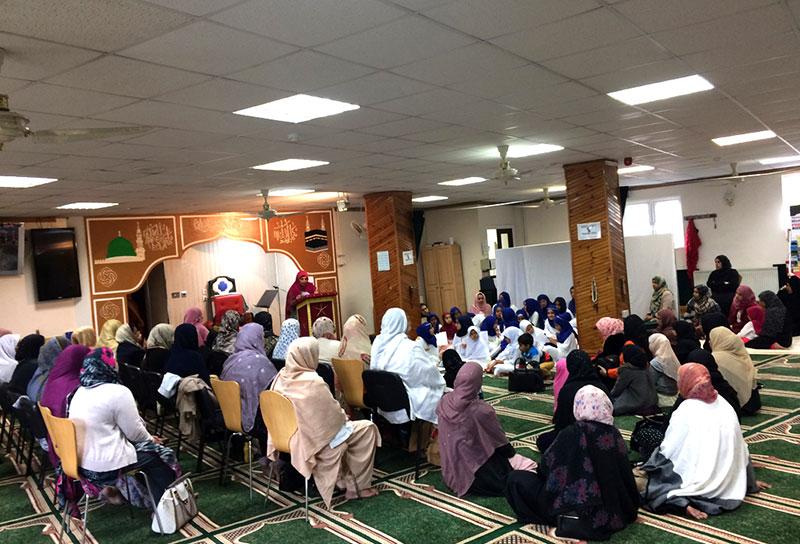 MWL (Alum Rock) celebrates Eid with Naat programme