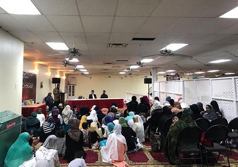 منہاج القرآن ویمن لیگ کینیڈا کے زیراہتمام شہداء کانفرنس
