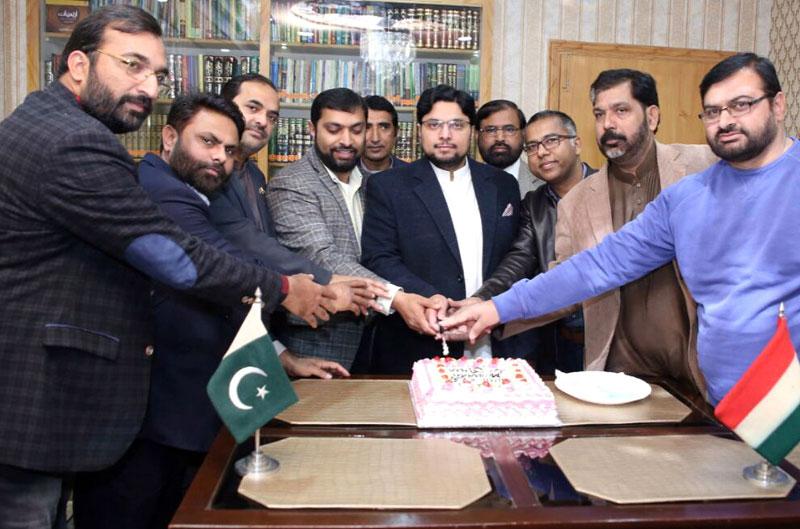 پاکستان کو جناح کا پاکستان بنانے کیلئے وسائل تعلیم پرخرچ کرنا ہونگے: ڈاکٹر حسین محی الدین قادری کا بانی پاکستان کے یوم ولادت پر تقریب سے خطاب