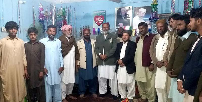 منہاج القرآن کھپرو کی تنظیم نو
