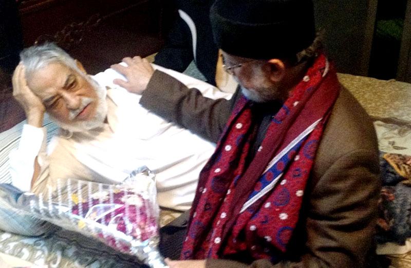 ڈاکٹر محمد خواجہ اشرف نے پوری زندگی عشق رسول کے لئے وقف کردی: ڈاکٹر محمد طاہرالقادری