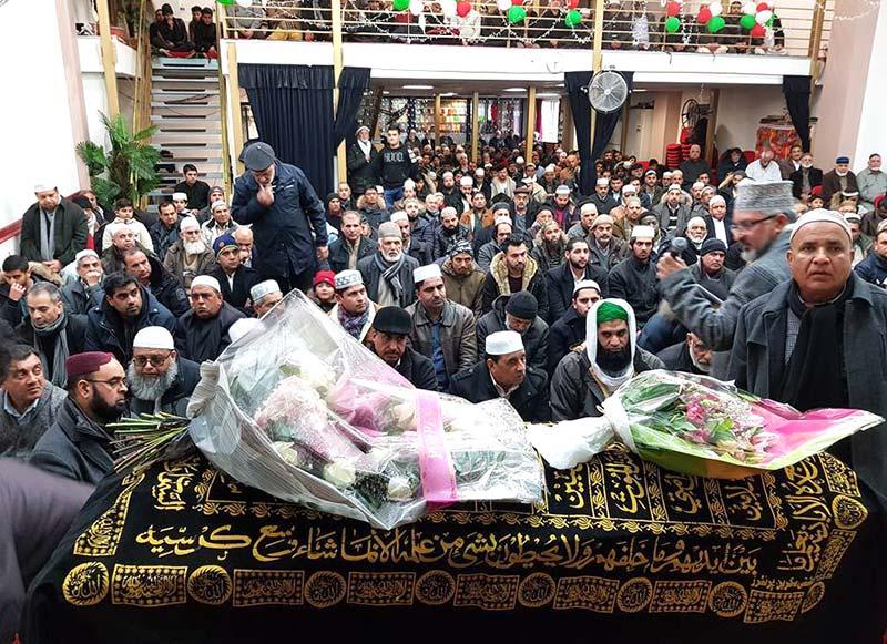علامہ حسن میر قادری کی اہلیہ انتقال کر گئیں