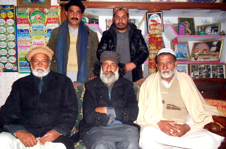 خوشاب: پیر سید ضمیر حیدر گیلانی نون لیگ چھوڑ کر پاکستان عوامی تحریک میں شامل ہو گئے