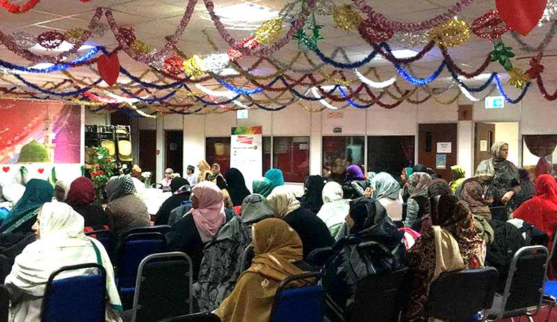 MWL (London) organizes Mawlid-un-Nabi ﷺ Conference
