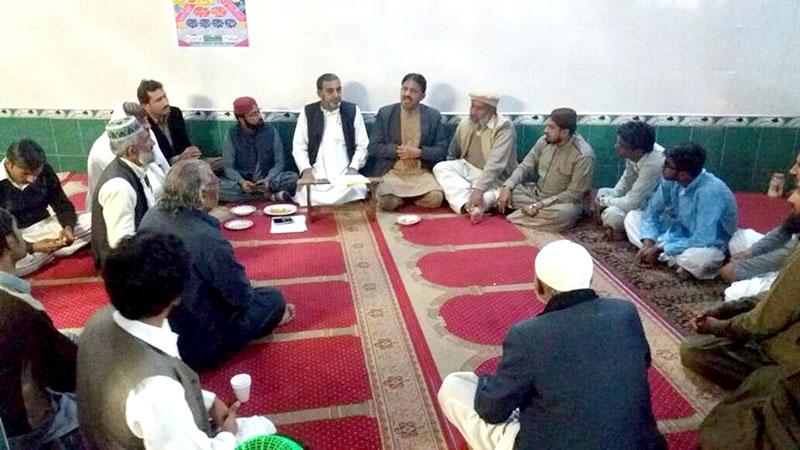 کوٹ مومن: تحریک منہاج القرآن، منہاج یوتھ لیگ اور ایم ایس ایم کی تنظیمِ نو