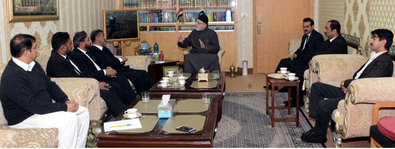 The Sharif empire taking its last breath: Dr Tahir-ul-Qadri