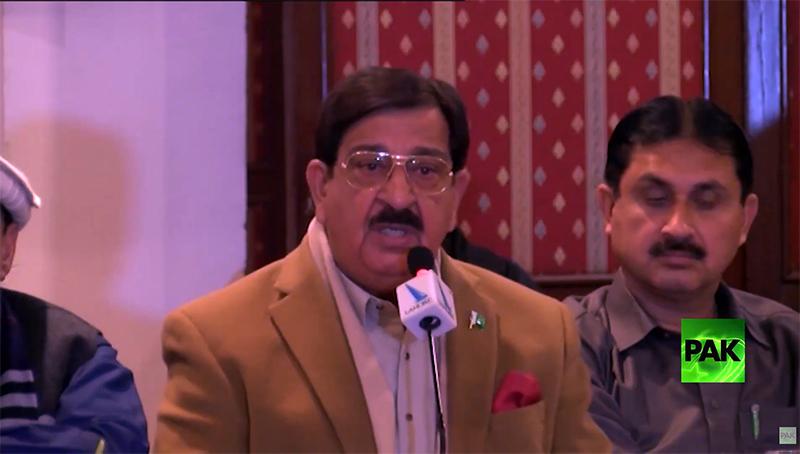 Khurram Nawaz Gandapur Media Talk - 11th January 2018