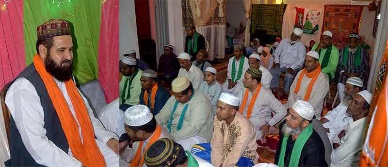 منہاج القرآن انٹرنیشنل موریشس کے زیراہتمام محفل سماع