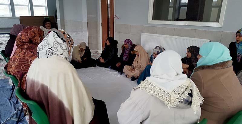 Miraj-un-Nabi Conference held under MQI (Nelson)