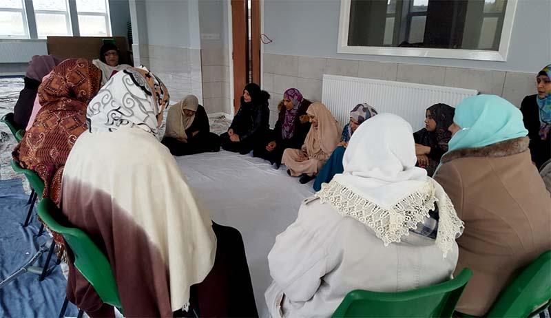 Spiritual gathering held under MWL Nelson