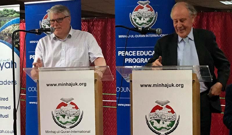 Community cohesion a bulwark against terrorism, extremism