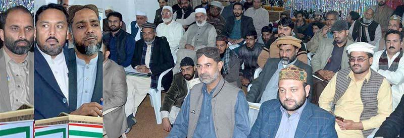 اسلام آباد: عوامی تحریک کے زیراہتمام یکجہتی کشمیر سیمینار