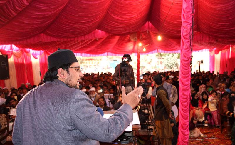 میانوالی: منہاج القرآن یوتھ لیگ کی قائد ڈے تقریب 'Dr.Qadri Round The Globe'
