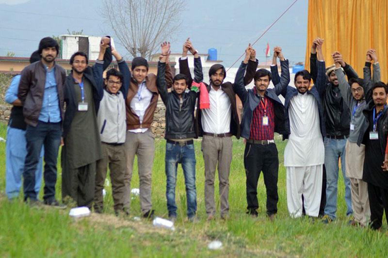 ایم ایس ایم کے مرکزی ڈپٹی سیکرٹری جنرل کا دورہ اسلام آباد