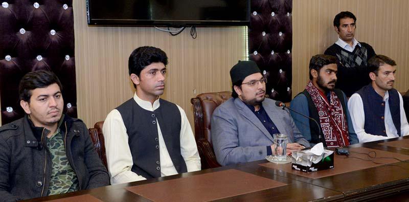 طبقاتی نظام تعلیم کے باعث پاکستان میں دو پاکستان بن چکے: ڈاکٹر حسین محی الدین