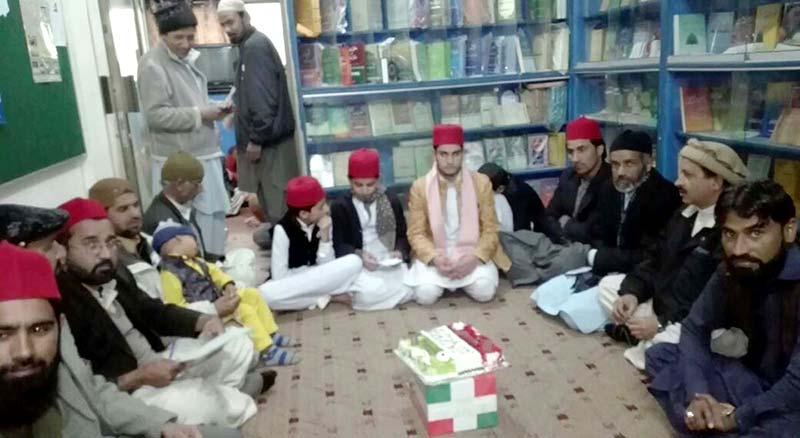 عوامی تحریک اسلام آباد کی مشاورتی کونسل کا اجلاس