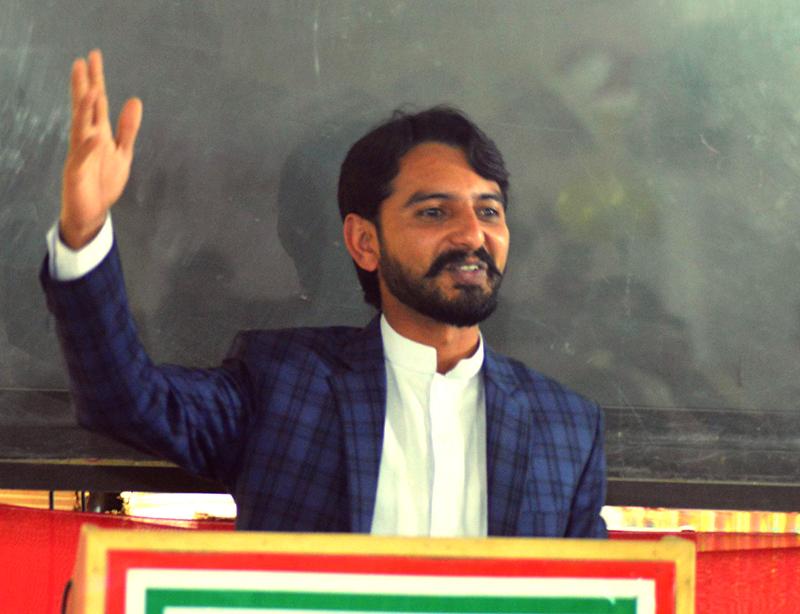 اسلام آباد: مصطفوی سٹوڈنٹس موومنٹ کے زیر اہتمام قائد ڈے کی تقریب