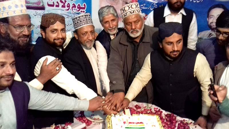 جھنگ: دارالفرید میں شیخ الاسلام کی سالگرہ پر تقریب