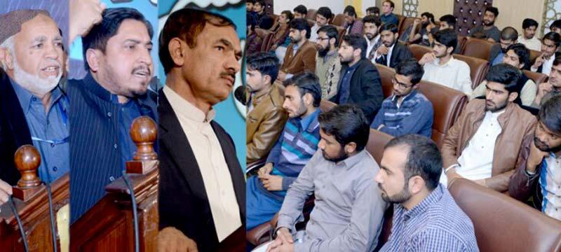 منہاج القرآن لاہور کا ورکرز کنونشن، ممبر سازی مہم شروع کرنے کا اعلان