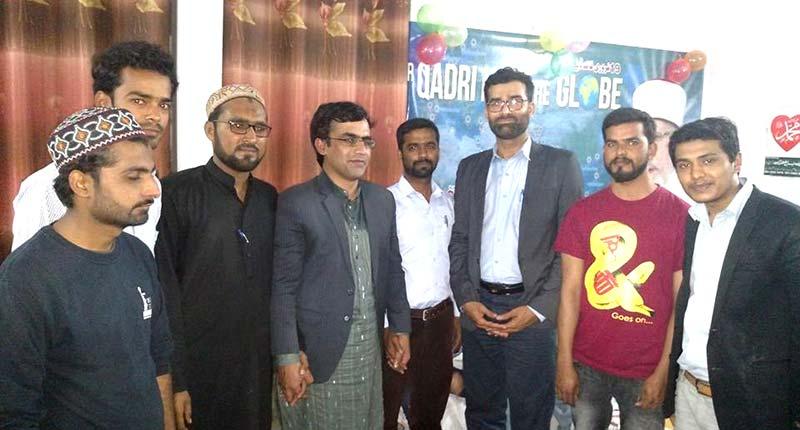 منہاج القرآن یوتھ لیگ کراچی کے زیراہتمام قائد ڈے تقریب