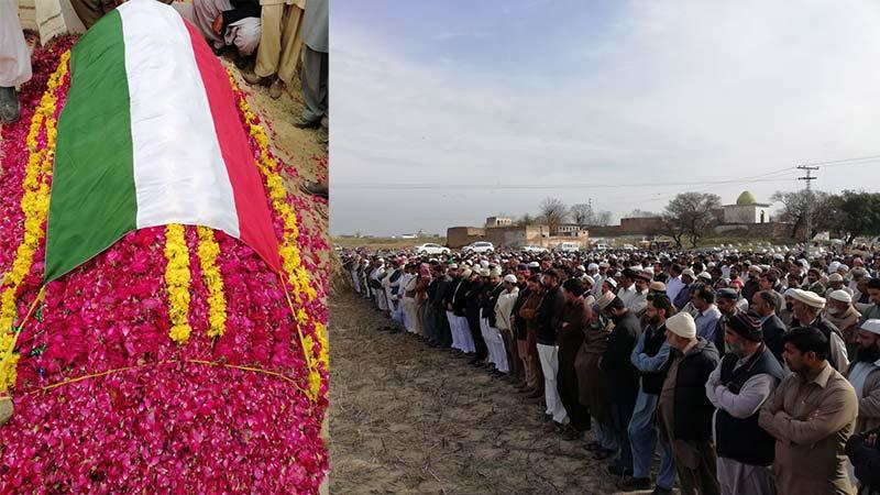 منہاج یوتھ لیگ گوجر خان کے جنرل سیکرٹری یاسر محمود قادری انتقال کر گئے