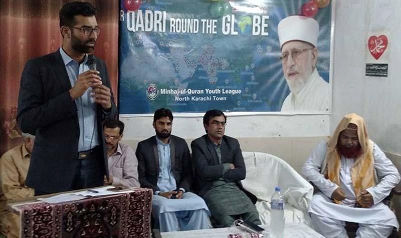 یتیموں کی کفالت کا آغوش پروجیکٹ اہل کراچی کیلئے عظیم تحفہ ہے: نعیم انصاری
