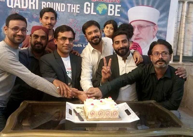 کراچی: منہاج القرآن یوتھ لیگ شاہ فیصل کے زیراہتمام قائد ڈے تقریب