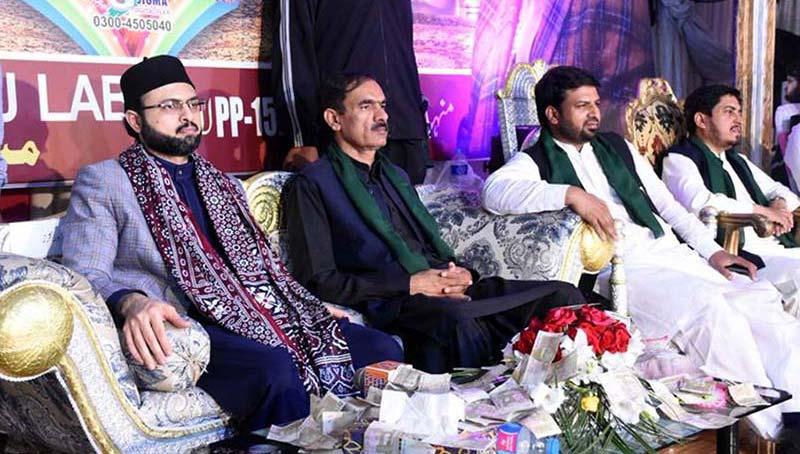 لاہور:منہاج یوتھ لیگ کے زیراہتمام مناواں میں ''سفیر امن کانفرنس''