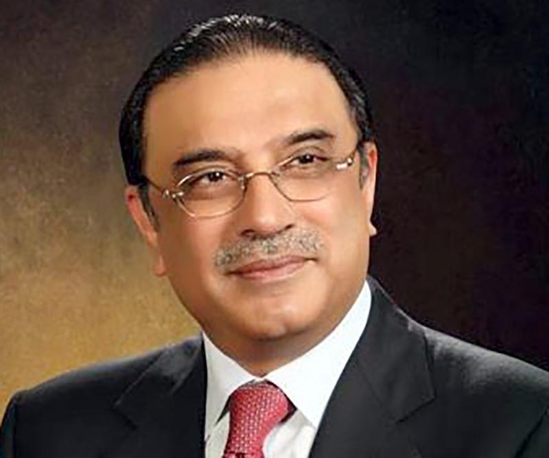 آصف علی زرداری (کوچیئرمین پاکستان پیپلز پارٹی)