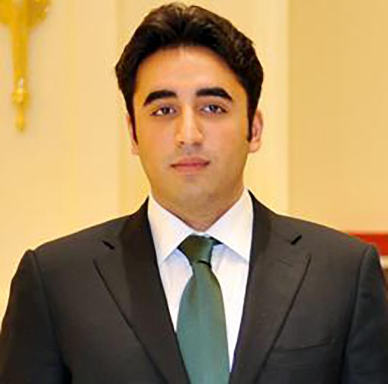 بلاول بھٹو زرداری (چیئرمین پاکستان پیپلز پارٹی)