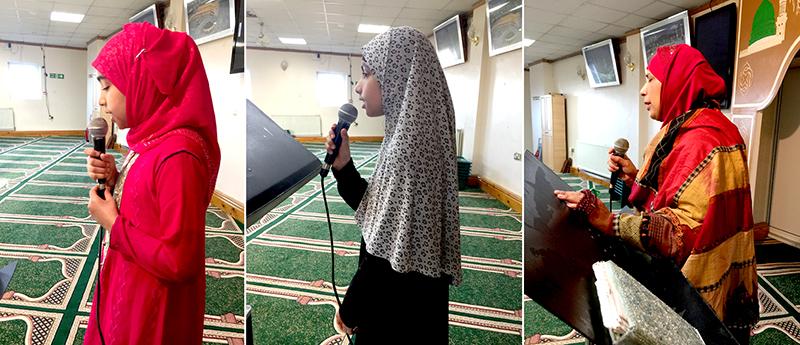 MWL Birmingham holds 'Gyarween Shareef' programme