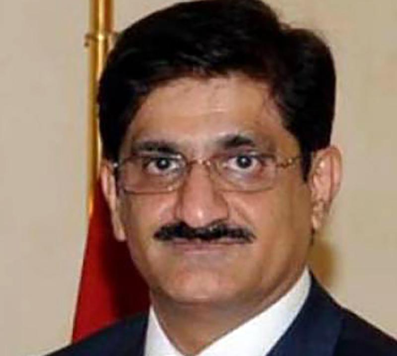 سید مراد علی شاہ (وزیر اعلیٰ سندھ)