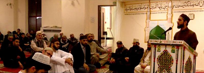 MQI (Derby) hosts Annual Milad-un-Nabi (PBUH) Conference
