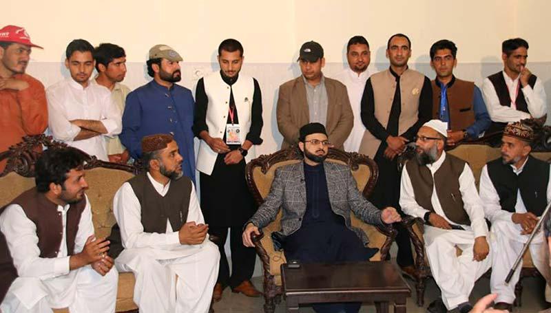 عالم اسلام کی تقسیم کا فائدہ دشمنان اسلام اٹھارہے ہیں: ڈاکٹر حسن محی الدین