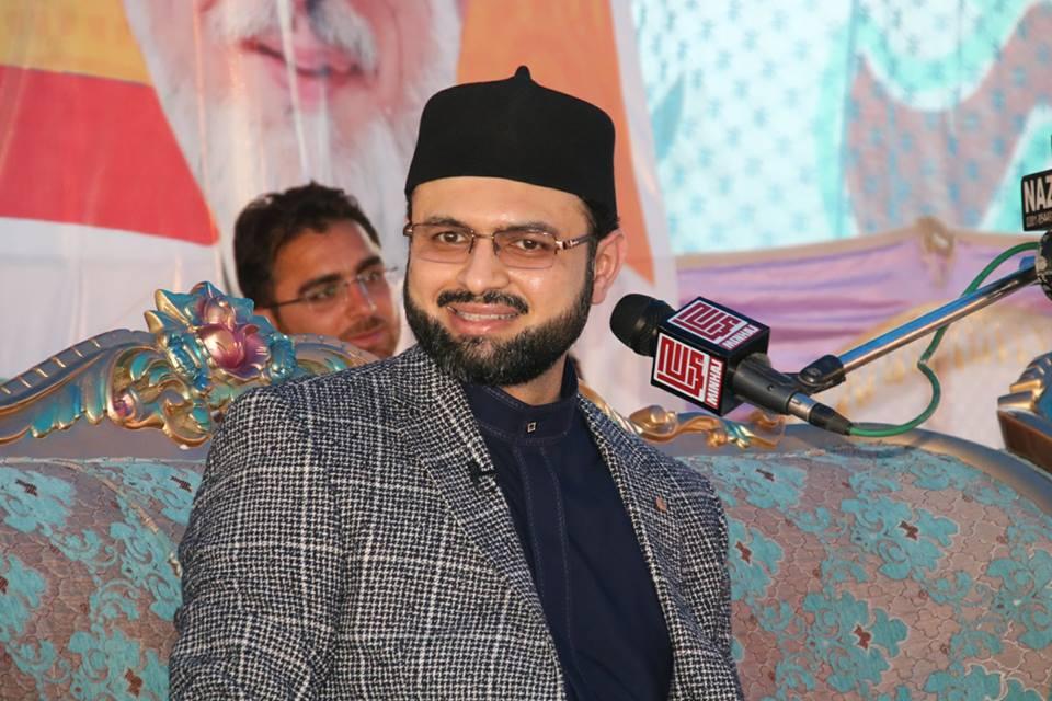 ڈاکٹر حسن محی الدین قادری کا دورہ کوٹلی