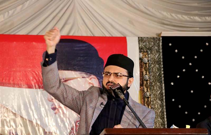 ڈاکٹر حسن محی الدین قادری کا دورہ گجرات