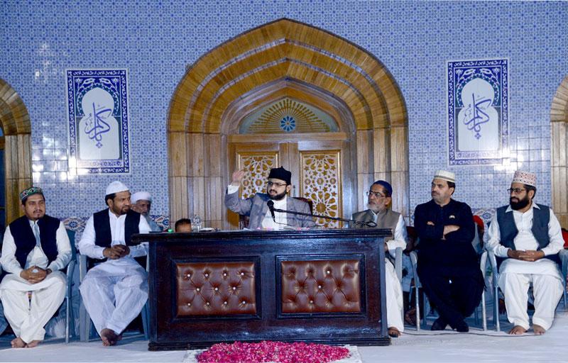 معراج النبی ﷺ کانفرنس و ماہانہ مجلس ختم الصلوٰۃ علی النبی ﷺ