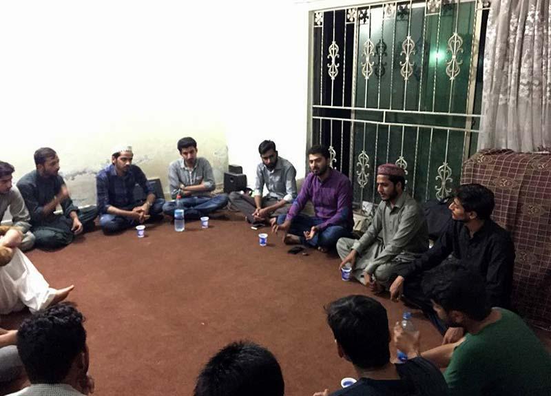 ایم ایس ایم یونیورسٹی آف لاہور کے زیراہتمام حلقہ درود