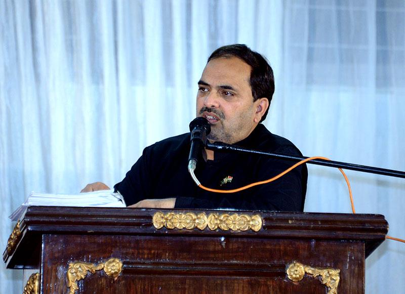 نواز شریف کے حکم پر ڈاکٹر طاہرالقادری کے طیارے کا رخ بدلاگیا، جواد حامد پر جرح جاری