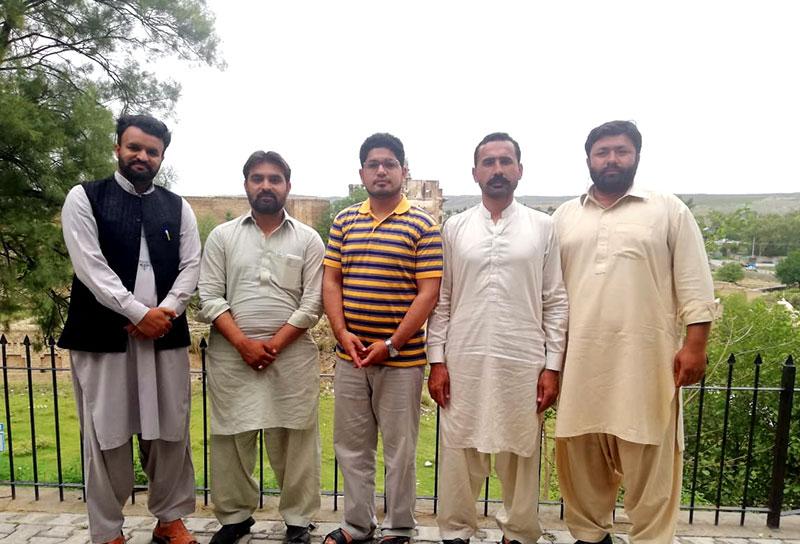 منہاج القرآن یوتھ لیگ شمالی پنجاب کی زونل ایگزیکٹیو باڈی کا اجلاس
