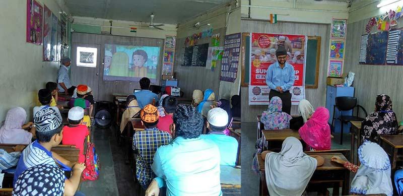 منہاج القرآن یوتھ لیگ انڈیا کے زیراہتمام 14 مقامات پر اسلامک سمر کیمپ