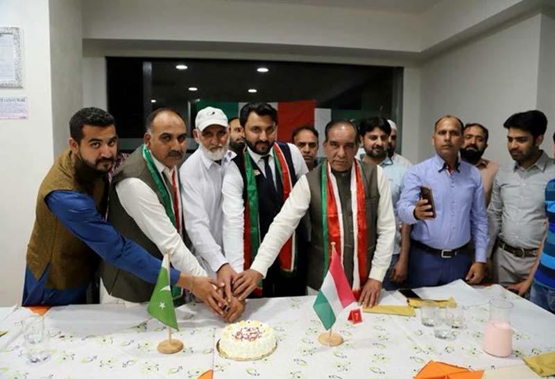 بریشیاء: پاکستان عوامی تحریک کے 29 ویں یومِ تاسیس پر اٹلی میں تقریب