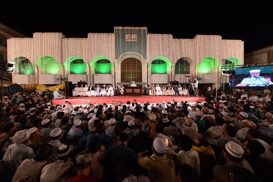 شہر اعتکاف 2018 (پانچواں روز): شیخ الاسلام ڈاکٹر محمد طاہرالقادری کا درس مثنوی