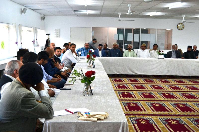 ڈنمارک: منہاج اسلامک سینٹر میں 'معاشرے میں مساجد کا کردار' کے موضوع پر مباحثہ