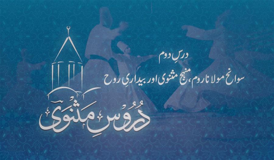 Sawaneh Mawlana Rum, Minhaj Masnavi awr Baidari e Ruh   by Dr Muhammad Tahir-ul-Qadri